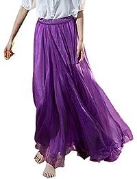 d860fb64dd Amazon.es  Única - Faldas   Mujer  Ropa