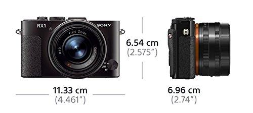 Sony DSC-RX1R Cyber-shot Digitalkamera (24,3 Megapixel, 7,6 cm (3 Zoll) Display, HDMI, Full HD) schwarz - 6