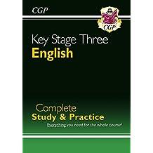 New KS3 English Complete Study & Practice