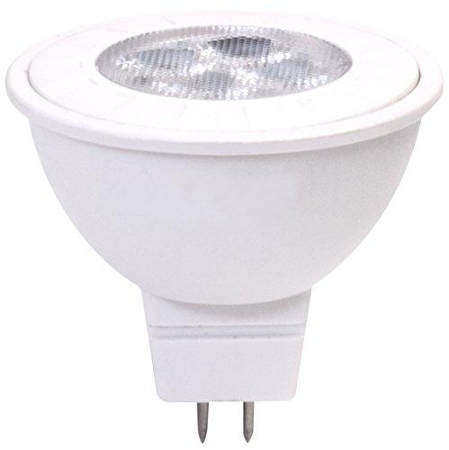 Müller-Licht Réflecteur LED MR16 5 W (28 W) 12 V GU5.3 280 Lumen 38 ° 927, Plastique, Weiß, GU5.3, 5 wattsW