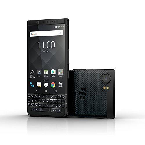 BlackBerry KEYone Smartphone Black Edition 4G, RAM...