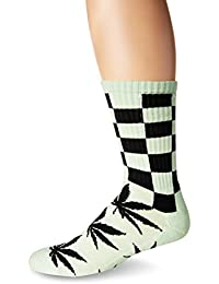 HUF Ridgemont Plantlife Crew Sock Green