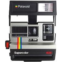 Polaroid 635 LM Supercolor - Cámara fotográfica instantánea