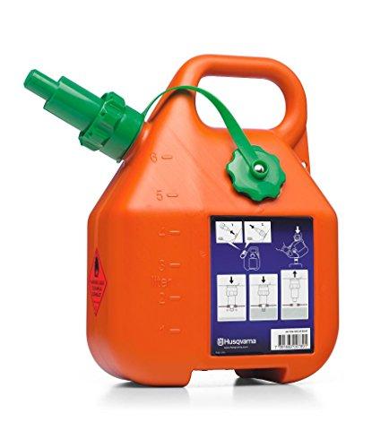 Benzinkanister, 6 Liter, Orange