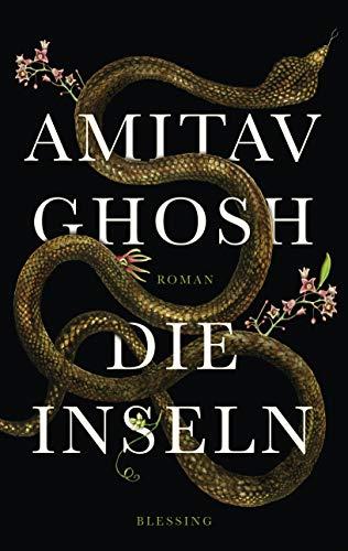 Buchseite und Rezensionen zu 'Die Inseln: Roman' von Amitav Ghosh