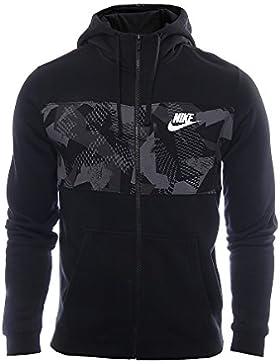 Nike M NSW Hoodie FZ FLC SP Sweatshirt für Herren