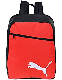 Mochila Mochila Escolar, Ciudad Mochila, mochila de deporte Team Backpack 15L Puma Rojo multicolor