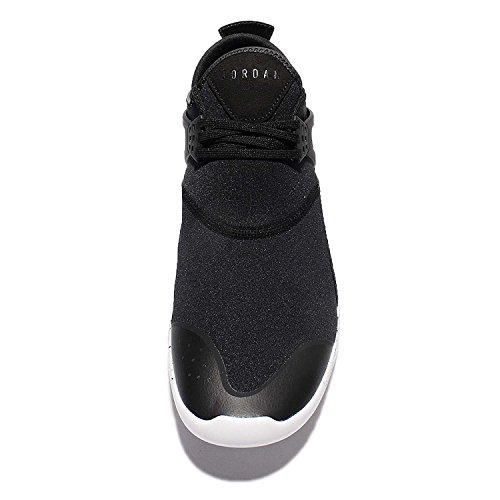 Jordan Mens Fly 89, Black/Black-White, 10.5 M US Black/Black-White