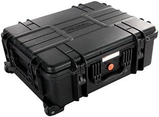 Vanguard Supreme 53F Heavy Duty Waterproof and Dustproof Professional Hard Case with Pick n Pluck Foam Interior