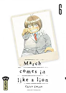 March comes in like a lion Edition simple Tome 6