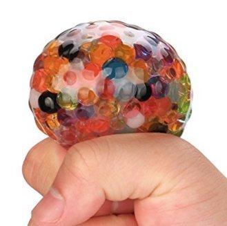 Homgomco Stress Squeeze Squishy Traubenball Tirez e Stretch Bounce Ball