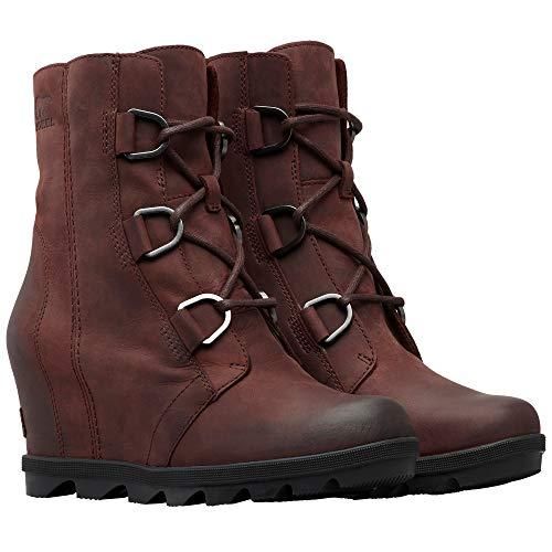 Sorel Joan of Arctic Wedge II Boots Women Cattail Schuhgröße US 8 | EU 39 2018 Stiefel