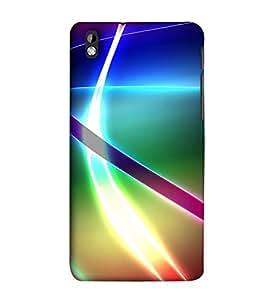 EagleHawk Designer 3D Printed Back Cover for HTC Desire 816 - D127 :: Perfect Fit Designer Hard Case