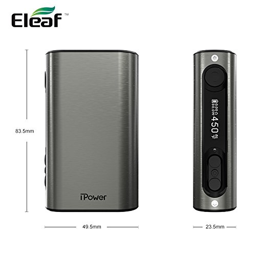 Zoom IMG-2 eleaf ipower 80w tc box