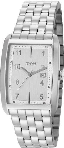 Joop! Men's Quartz Watch Transcendence  Swiss Made JP100741S05 with Metal Strap