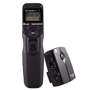 Neewer 2.4GHZ FSK Télécommande à Distance Sans Fil Flash Minuteur Déclencheur Pour Sony A100, A200, A230, A300, A33, A35, A350, A37, A390, A450, A500, A55, A550, A560, A57, A580, A650, A700, A77, A85