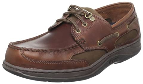 Sebago Clovehitch Ii - Chaussures Bateau Homme - Marron (Med Brown) - 49 EU