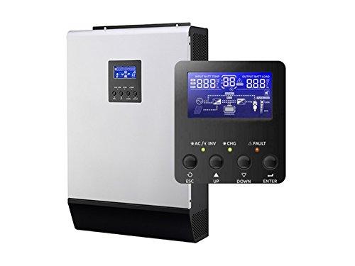 Wechselrichter Hybrid 1KVA 12V 50A PWM