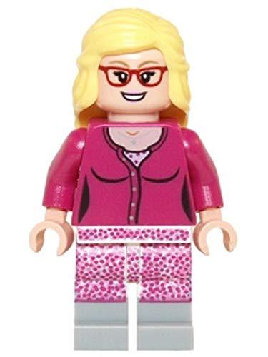 Lego Ideas Big Bang Theory - Bernadette Rostenkowsk