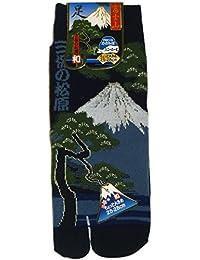 Japonmania - Chaussettes japonaises Tabi - Du 39 au 43 - Miho no Matsubara