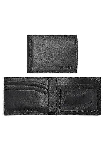 Nixon Porte-monnaie, noir (Noir) - C2387000-00