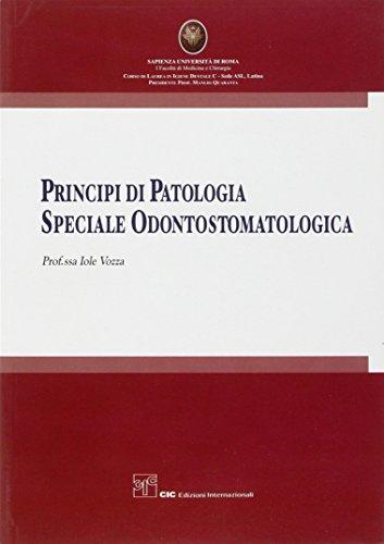 Principi di patologia speciale odontostomatologica