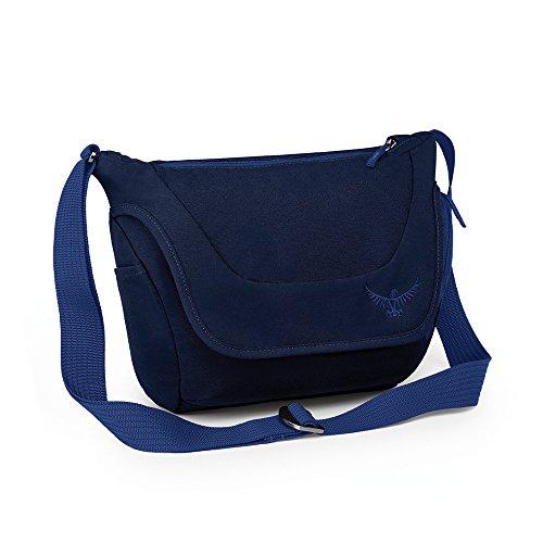 Osprey Damen FlapJill Micro Day Pack, Unisex, Blau - Twilight Blue
