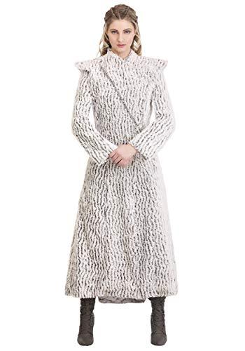 Und White Queen Kostüm Black - Women's Plus Size Winter Dragon Queen Fancy Dress Costume 2X