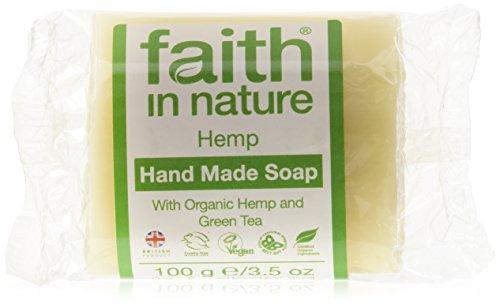 Faith in Nature Soap - Hemp (100g)