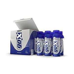 goX – Medizinischer Sauerstoff (6 L) zur Inhalation, 6er Pack (6 x 6 L Dose)