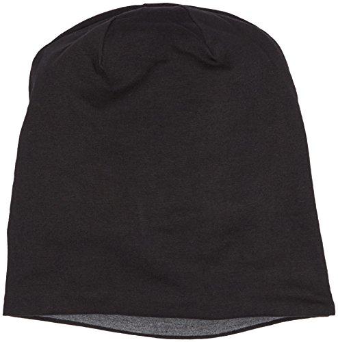 Stretch Baumwolle Jersey (Brandit JERSEY BEANIE aus Stretch-Baumwolle für perfekten Sitz, versch. Größen)
