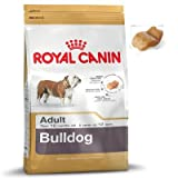 Royal Canin Bulldog, Hundetrockenfutter für ausgewachsene Bulldoggen, 2x 12kg