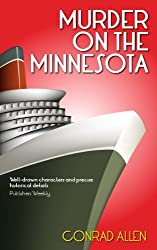 Murder on the Minnesota (Dillman and Masefield Book 3)