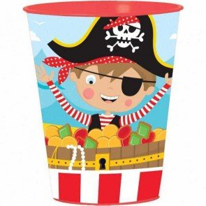 Amscan 421622 Little Pirate Favour Cups
