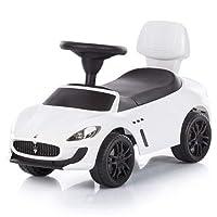 MASERATI LICENSED KIDS RIDE ON CAR Z353- WHITE