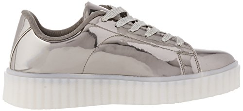 Spot On F80189, Sneakers Basses Femme Silver (pewter)