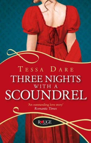 Three Nights With a Scoundrel: A Rouge Regency Romance by Tessa Dare (2012-02-16)