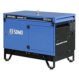 Générateur groupe électrogène diesel 15000TE AVR Silence | 10000W