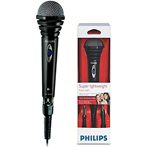 Microfono Philips en Rebaja