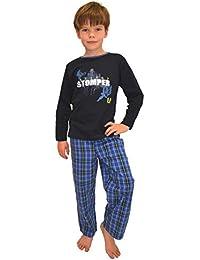 783a9b850f Warmer Kinder-Schlafanzug für Mädchen oder Jungs Grössen 104 bis 164,  Verschiedene Modelle,