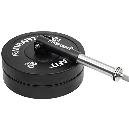 Mirafit-Olympic-Post-Landmine-for-Weight-Discs