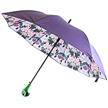 Bioworld Disney Mary Poppins Umbrella Paraguas Plegable 78 Centimeters Morado (Purple)