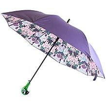 Bioworld Disney Mary Poppins Umbrella Paraguas Plegable 78 Centimeters Morado (Purple)