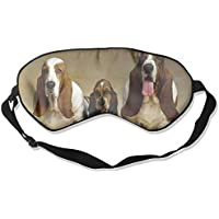 Basset Hound Three Dogs Sleep Eyes Masks - Comfortable Sleeping Mask Eye Cover For Travelling Night Noon Nap Mediation... preisvergleich bei billige-tabletten.eu