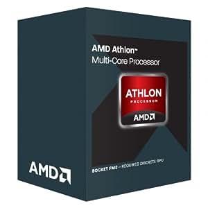 AMD Athlon X4 760k Black Edition Quad Processor (Socket FM2, 3.8GHz, 4MB, 100W, AD760kWOHLBOX, Richland, Turbo Core 3.0 Technology, Virtualization Technology)