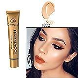 #7: Dermacol Make-Up Cover Foundation NR 222