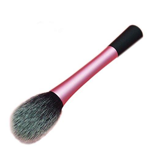 pink-blush-brushes-foundation-makeup-brush-makeup-tools-set-flame-shape-brush-head
