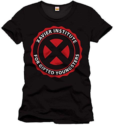 X-Men Xavier Institute T-Shirt nero M