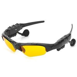 Asiawill Universal Stereo Bluetooth Sonnenbrille unterstützt MP3 Für Mobiltelefone