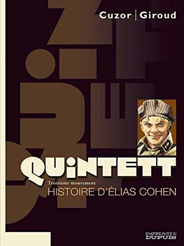 Quintett - tome 3 - Histoire d'Elias Cohen